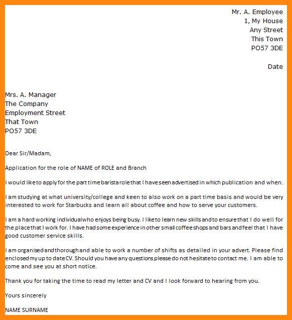 4+ dear madam letter | reporter resume