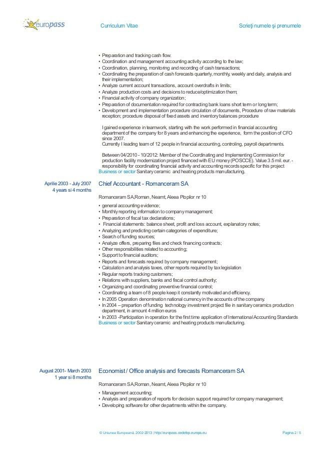 Daniel Ghimici CV and Cover letter eng
