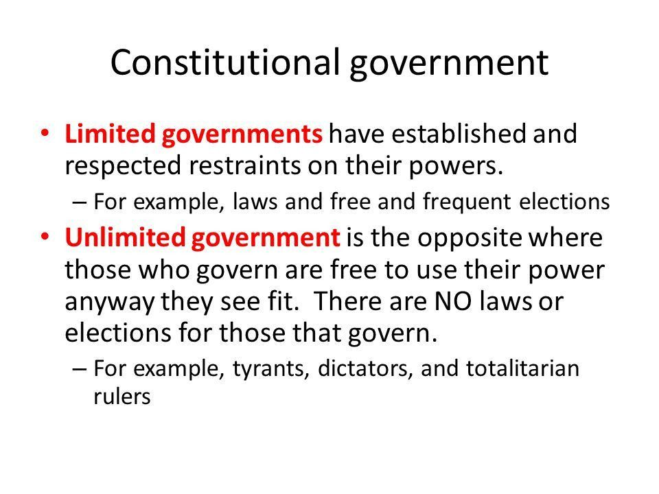 How does government secure natural rights? We the People. - ppt ...