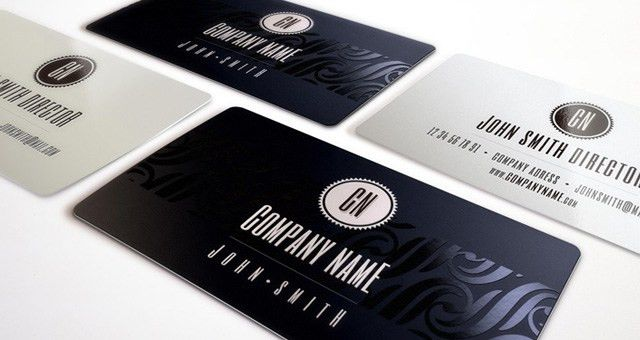 Premium and Free Business Cards Templates | Pixeden