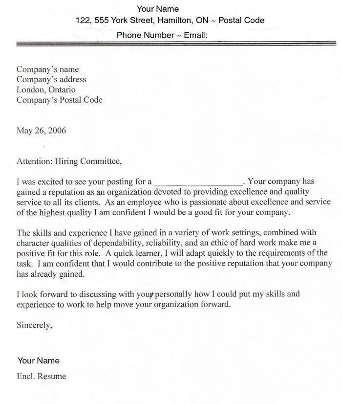 b2b s experience cover letter what should a cover letter look like ...