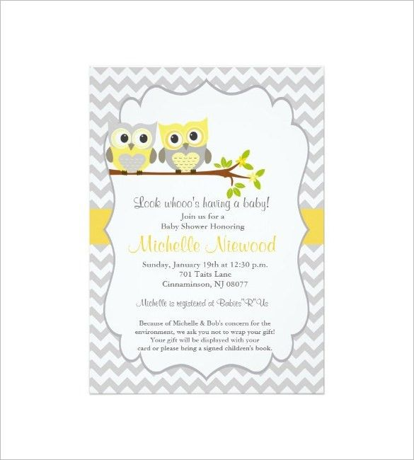 Excellent Invitation Cards For Baby Shower Templates 57 On Rsvp ...