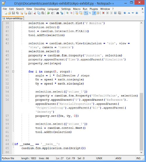 Automate CFD Simulations with Python Scripting | Symscape