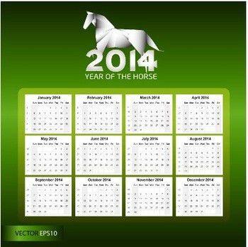 Sample Design Wall Calendar Manufacturer In China - Buy 2014 ...