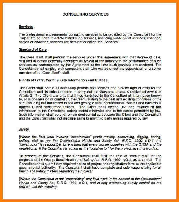 Consulting Services Agreement. Exclusive Consulting Agreement .