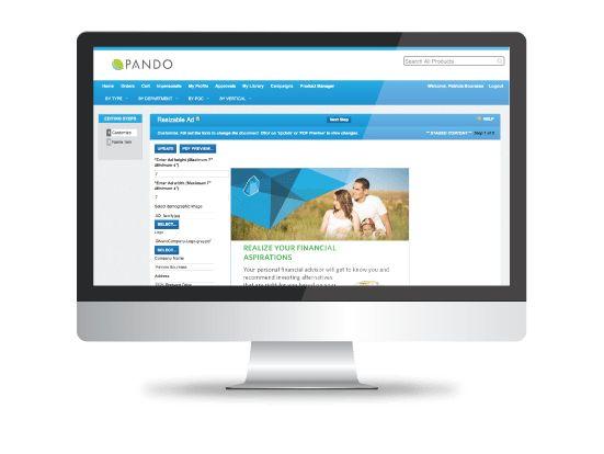Pageflex: Channel Marketing Platform