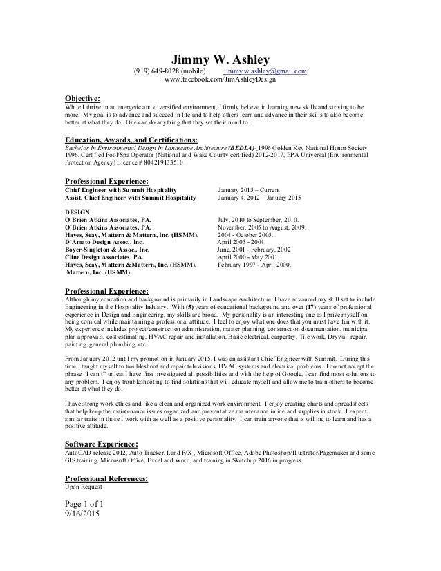 lighting designer sample resume chief nurse executive sample. 87 ...