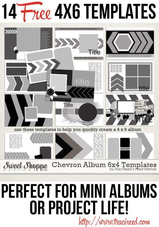 29 best Project Life - templates images on Pinterest | Project ...