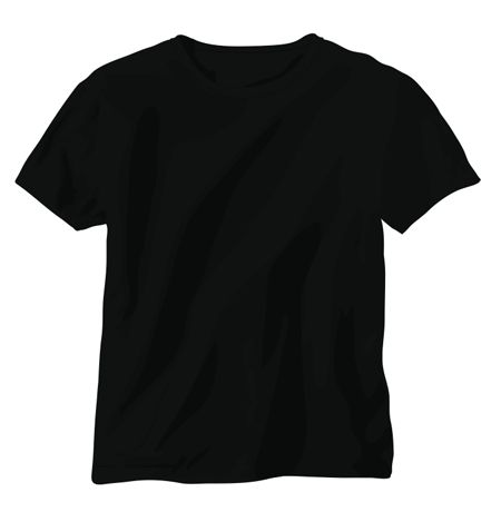 Blank T Shirt Design | April Calendar | April Calendar