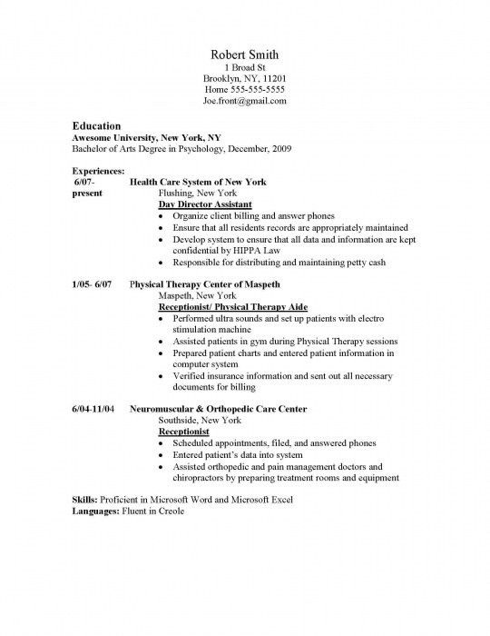 The Brilliant Transferable Skills List For Resumes | Resume Format Web