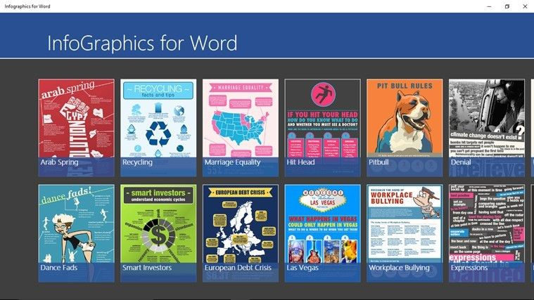 Infographic Ideas » Infographic Template Microsoft Word - Best ...