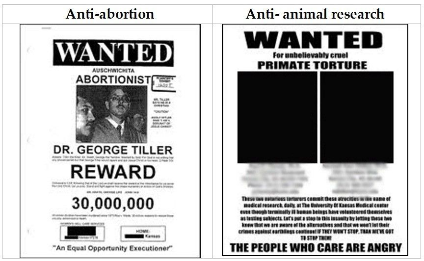 Wanted Posters | Speaking of Research