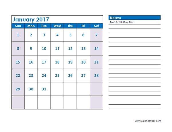 Ms Office Calendar Templates 2017 | Calendar Picture Templates