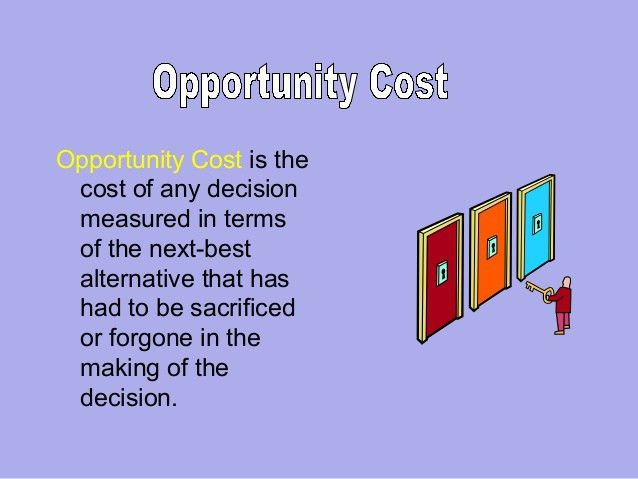 The Economic Problem and Opportunity Cost