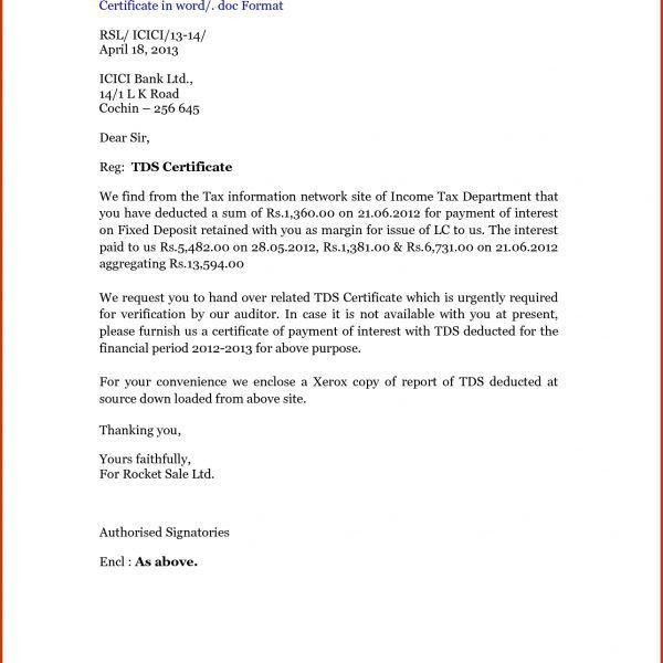 Request Letter Format.official Request Letter Format 535264 with ...