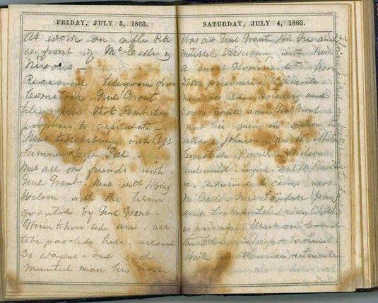 How Historians Use Primary Sources: The Ulysses S. Grant ...