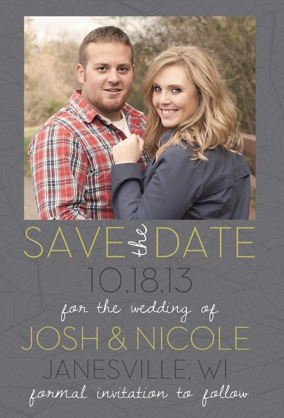 21+ Wedding Announcement Templates – Free Sample, Example, Format ...