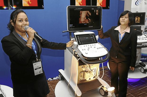 New ultrasound scanning devices launched - SME | The Star Online
