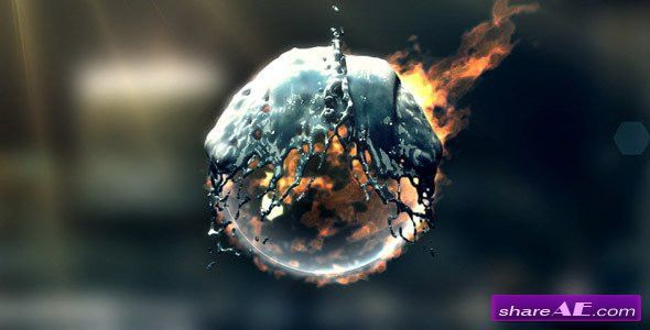 Water logo - After Effects Project (Videohive) » free after ...