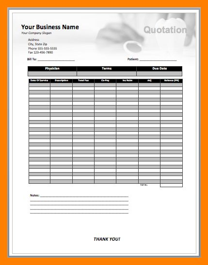 6+ quotation templates word | student resume template