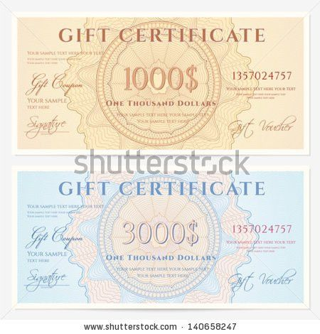 Bank Note Template Stock Images, Royalty-Free Images & Vectors ...