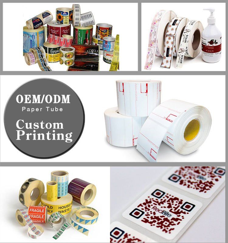 Plastic Sample Product Price Labels Roll Sticker Product Label ...