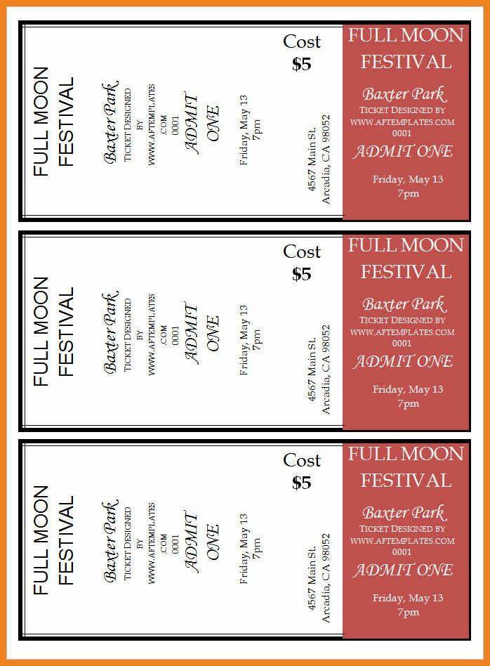 movie ticket template   teller resume sample
