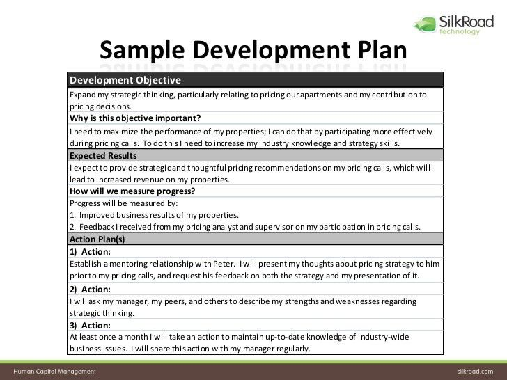 Workforce Development Strategic Plan Template | Professional Cv ...