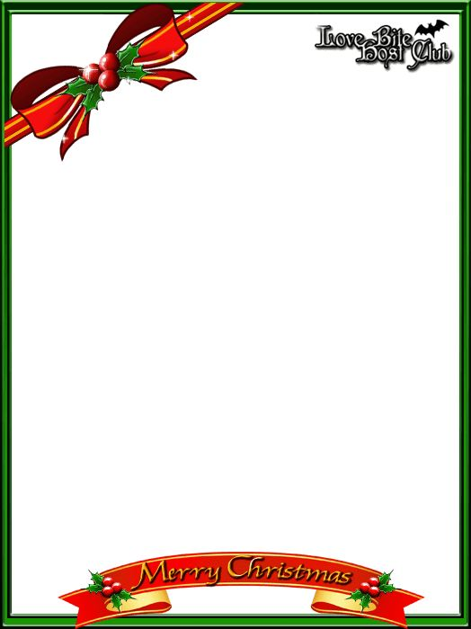 Christmas Card Template by YukiMiyasawa on DeviantArt