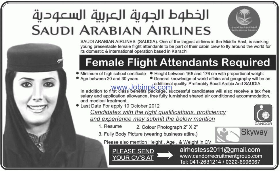 Air Hostess Application Letter #7515b1537