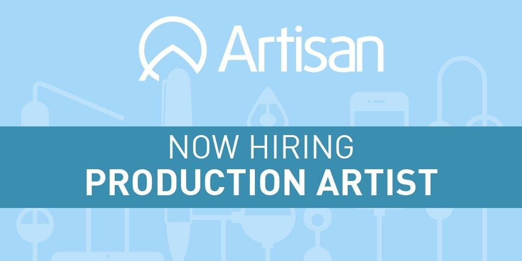 Production Artist Job Description - Artisan Talent