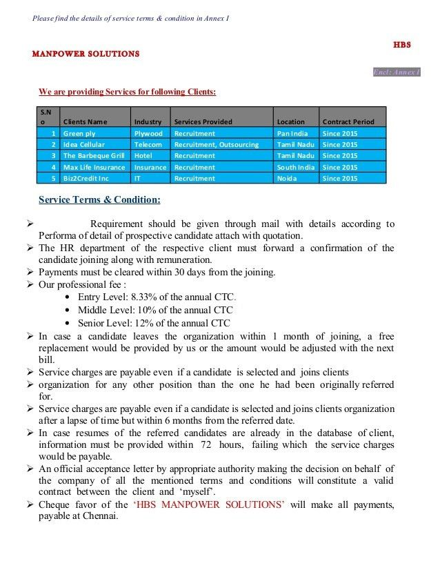 Service Proposal Letter. Service Proposal Letter Example Proposal ...