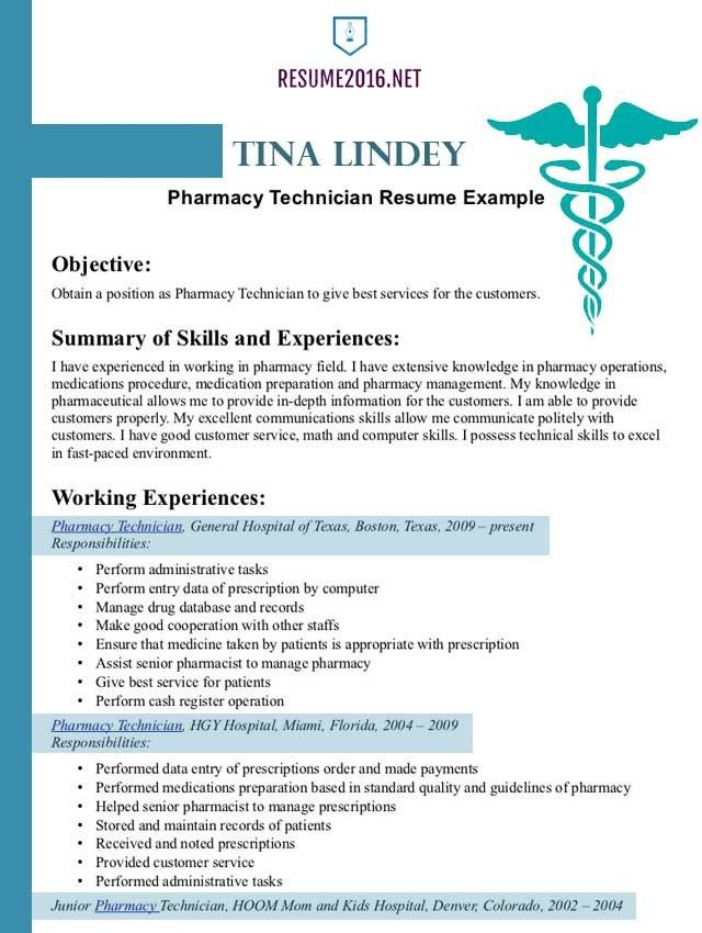 medical pharmacy resume occupationalexamplessamples free edit ...