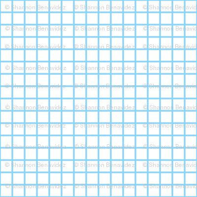 Lined Paper- Graph Paper fabric - mayabella - Spoonflower