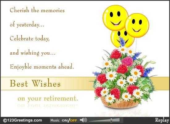 Quotes About Teacher Retirement. QuotesGram | retirement ...