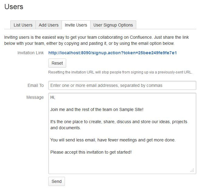 Adding and Inviting Users - Atlassian Documentation