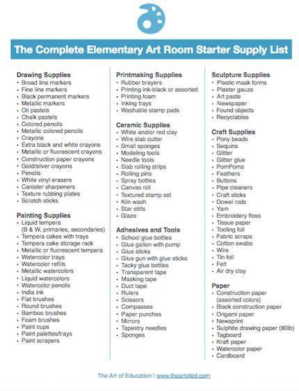 Best 25+ List of school supplies ideas on Pinterest   Life hacks ...