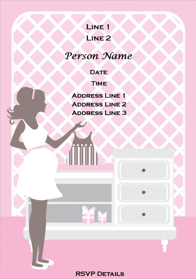 Baby Shower Invitation Backgrounds | PaperInvite