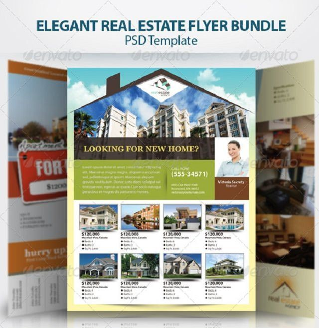 28+ Best Elegant Flyer PSD Templates - Web Creative All