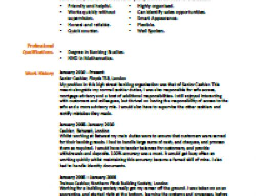 Accounting Technician Cover Letter Example - icover.org.uk