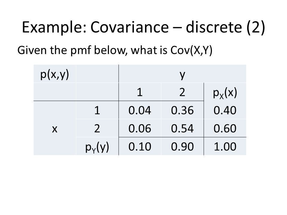 Joint Probability Distributions and Random Samples - ppt video ...