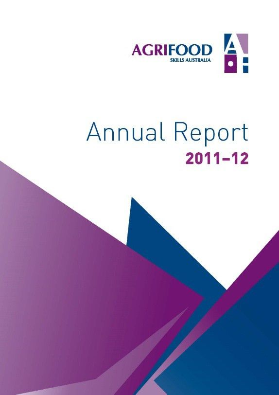 Annual+Reports+Agrifood+Skills+Australia | cover | Pinterest ...