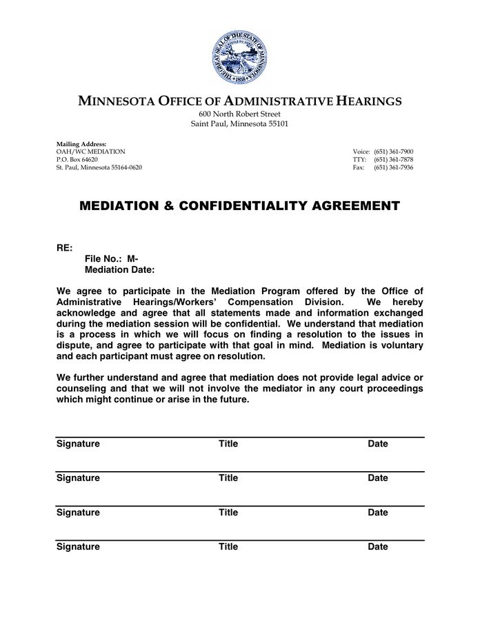 counseling confidentiality agreement sample - Google Search | Life ...