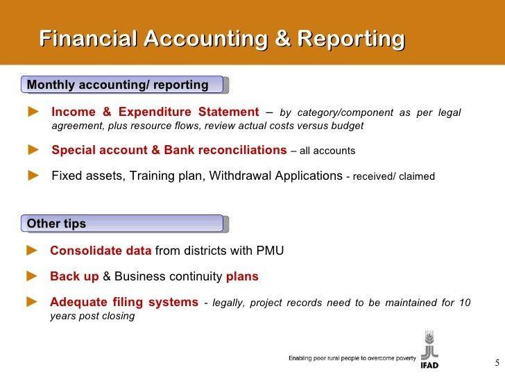quarterly report template