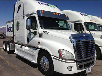 CDL Driver Jobs Utah - FED EX Driver Jobs