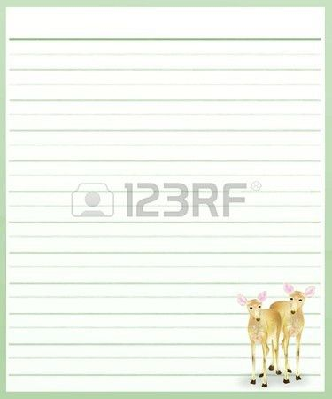 Blank line paper [resume.characterworld.co]