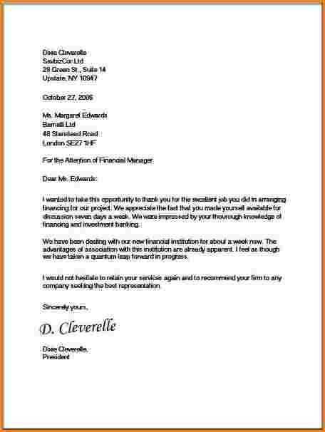 Formal Business Letter Format. Formal Business Letter Format 47+ ...