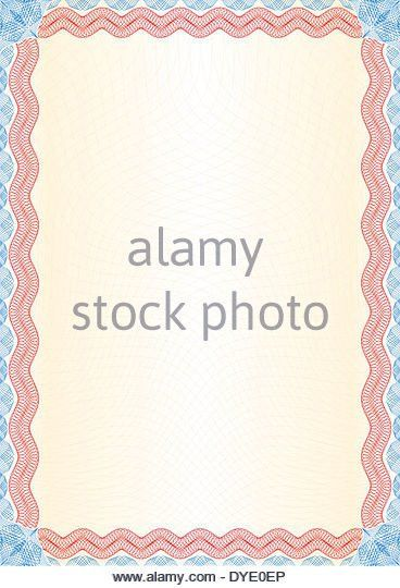Blank Certificate Stock Photos & Blank Certificate Stock Images ...