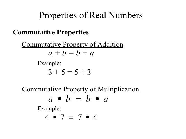 1.1 Real Numbers and Number Operations