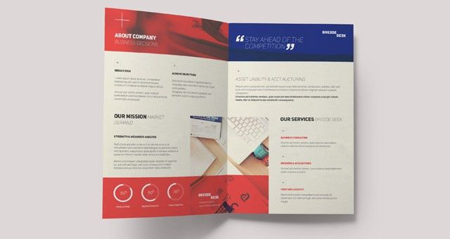 Sample Bi Fold Brochure. Bi Fold Brochure Template Best Photos Of ...